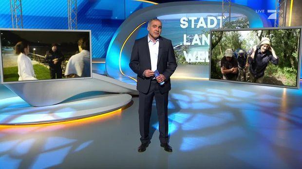 Galileo - Galileo - Montag: Stadt-land-welt-challenge: Wer Gewinnt Die Extreme Herausforderung?