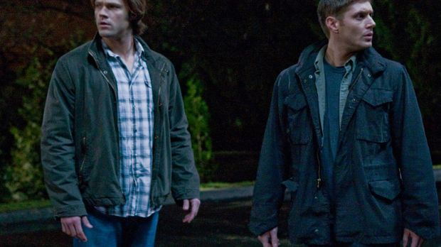Werden von zwei wütenden Jägern getötet und finden sich im Himmel wieder: Sam...
