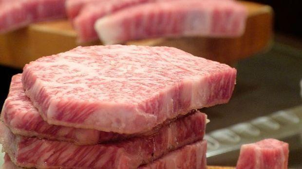 Kobe-Rind aus Japan ist das mit Abstand teuerste Fleisch auf der Welt.