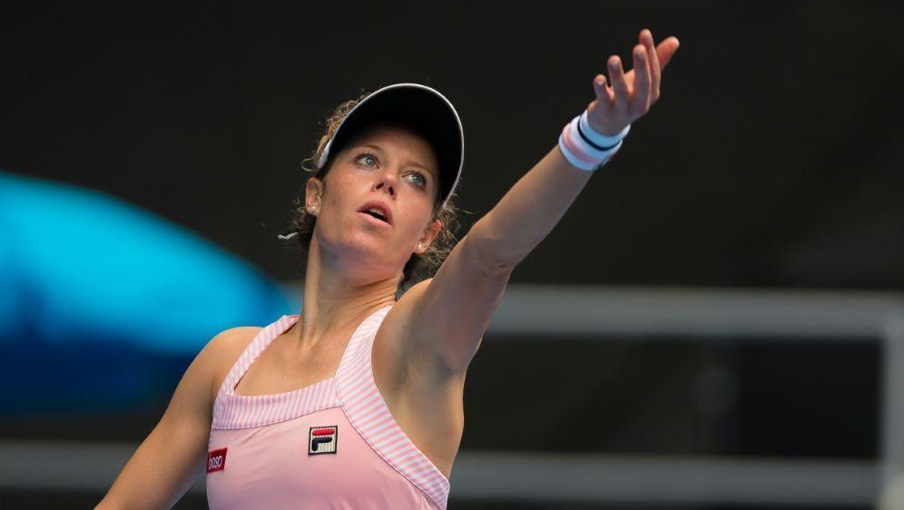 Auch Laura Siegemund wird beim WTA-Turnier dabei sein - Bildquelle: PIXATHLONPIXATHLONSID