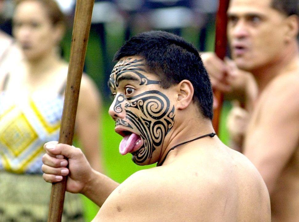 Maori-Neuseeland-dpa - Bildquelle: dpa