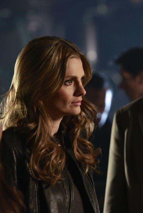 Für Kate Beckett (Stana Katic) gibt es nur noch ein Ziel: den Mörder ihrer Mutter zu finden und vor Gericht zu stellen ... - Bildquelle: 2014 American Broadcasting Companies, Inc. All rights reserved.