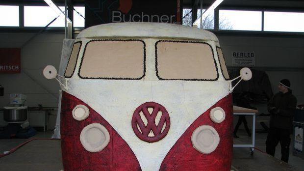 VW lebkuchenbus
