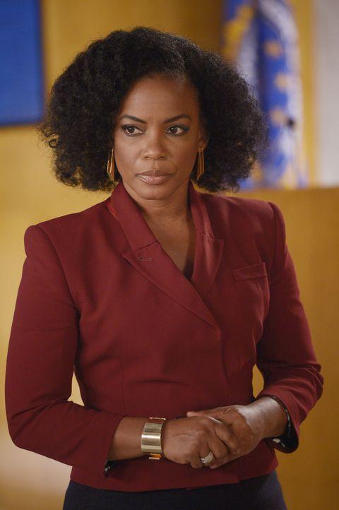 Hat einen Plan, wie sie mehr über ihren kriminellen Sohn herausfinden kann: Miranda (Aunjanue Ellis) ... - Bildquelle: Philippe Bosse 2015 ABC Studios