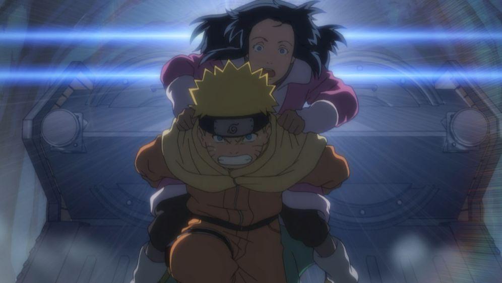 Naruto Geheimmission im Land des ewigen Schnees - Bildquelle: MASASHI KISHIMOTO  NMP 2004