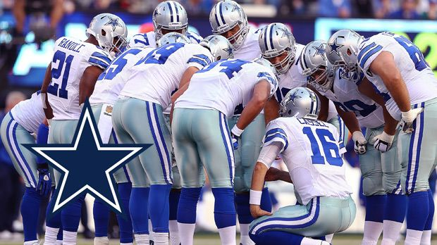 Dallas Cowboys - Bildquelle: 2015 Getty Images, Wikipedia