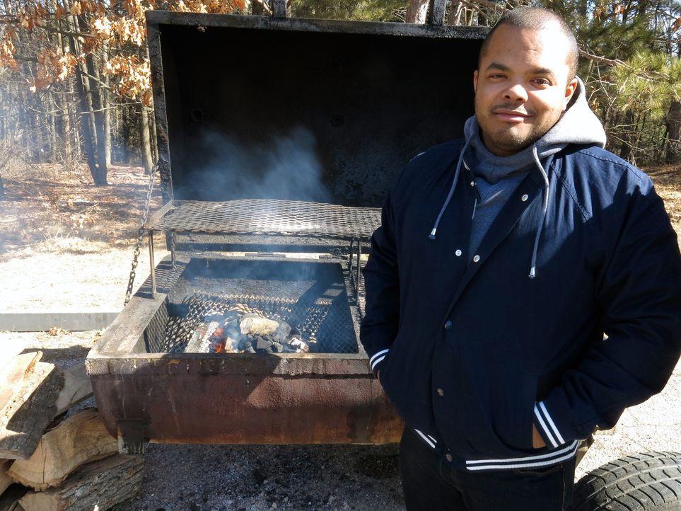 Der kanadische Chefkoch Roger Mooking macht sich in den USA auf eine ganz besondere kulinarische Reise ... - Bildquelle: 2015,Cooking Channel, LLC. All Rights Reserved.