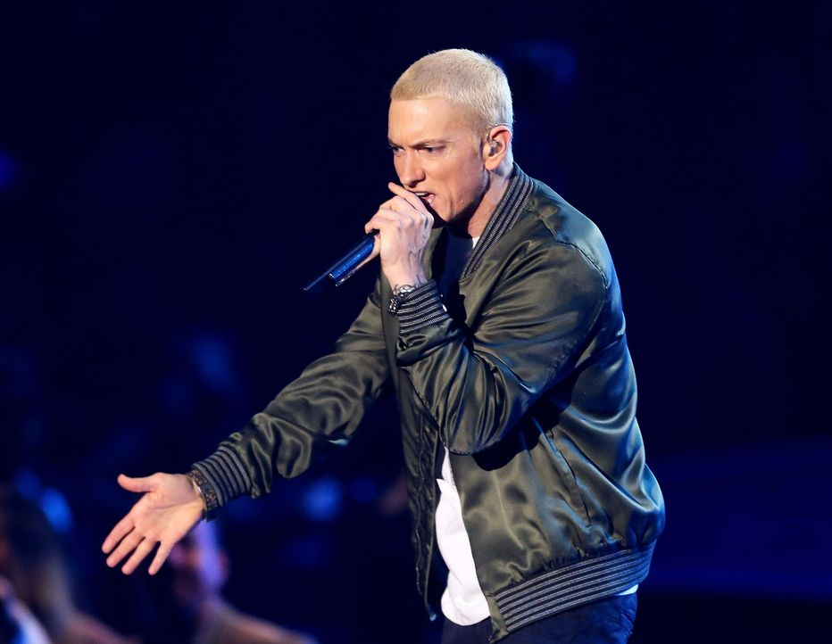 Eminem-14-04-13-getty-AFP - Bildquelle: getty-AFP