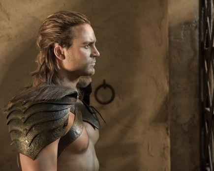 Spartacus: Gods of the Arena - Die Eröffnungsspiele in der neuen Arena, an de...