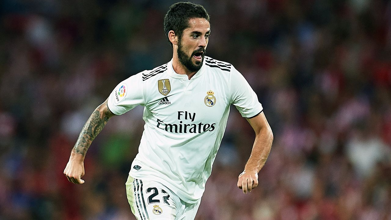 Isco - Bildquelle: 2018 Getty Images