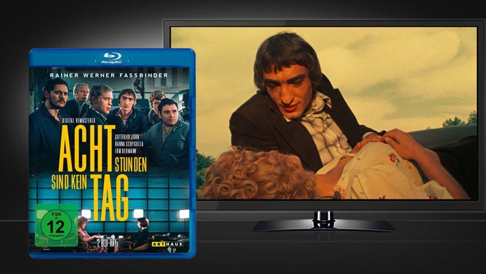 Acht Stunden sind kein Tag (Blu-ray Disc)