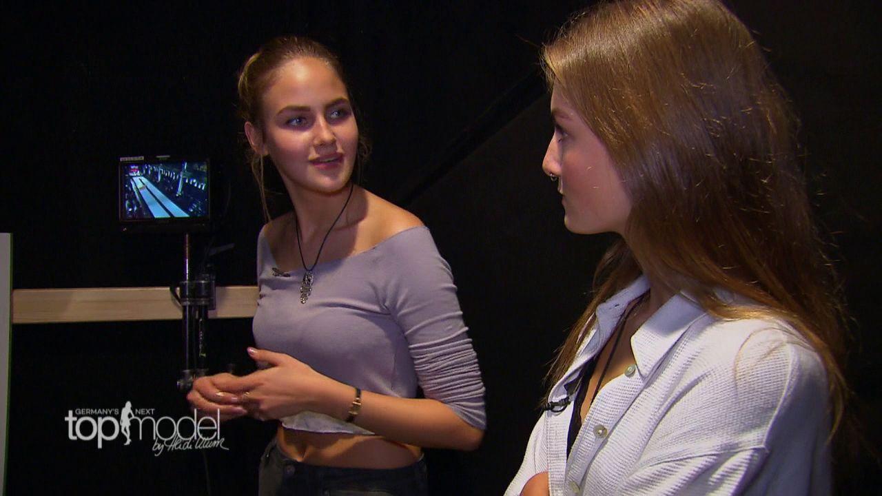GNTM-11-Sendung01-044 - Bildquelle: ProSieben