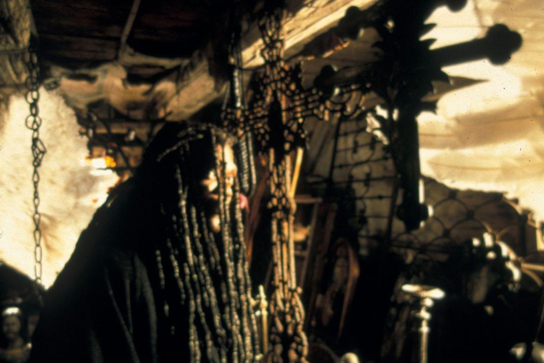 Der Obdachlose Romulus Ledbetter (Samuel L. Jackson) ermittelt auf eigene Faust in einem Mordfall ... - Bildquelle: Francise Productions