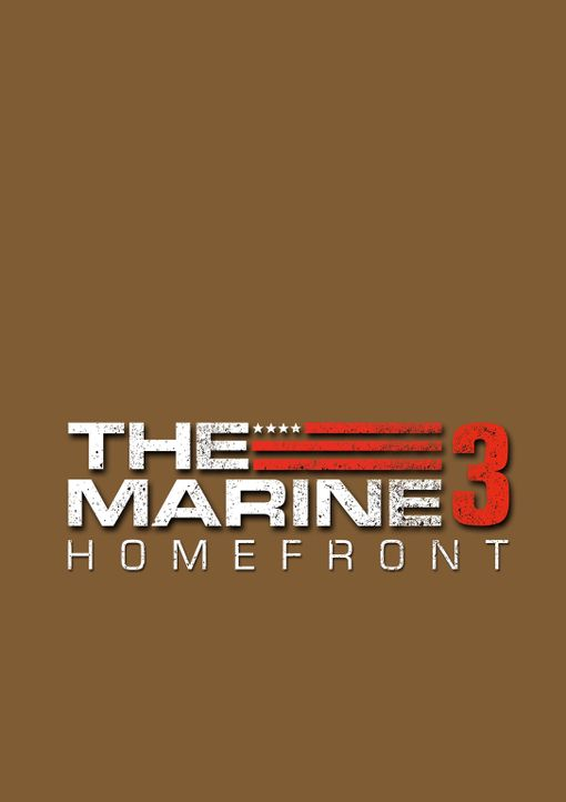 MARINE 3: THE HOMEFRONT - Logo - Bildquelle: 2013 Twentieth Century Fox Film Corporation. All rights reserved. WWE, the WWE logo and The Miz are trademarks of World Wrestling Entertainment, Inc