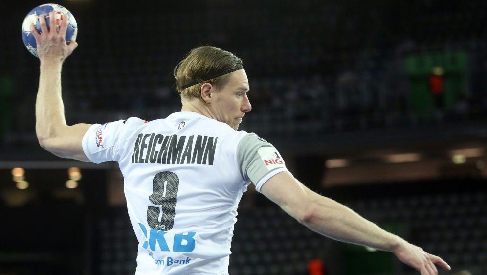 HBL-Nationalspieler Reichmann äußert sich bei Instagram - Bildquelle: AFPSIDSTR