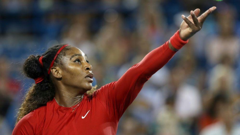 Dresscode: Williams will sich mit Tennisverband einigen - Bildquelle: GETTY IMAGES NORTH AMERICA  AFPSIDMATTHEW STOCKMAN