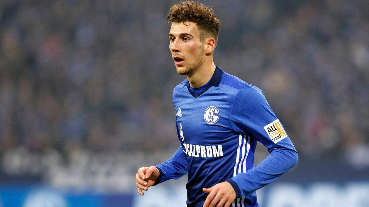 Leon Goretzka (Zugang FC Bayern München) - Bildquelle: 2018 Getty Images