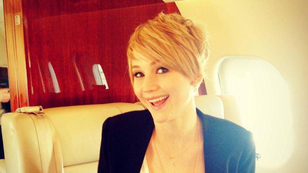 Jennifer Lawrence Mit Neuer Frisur Es Konnte Einfach Nicht