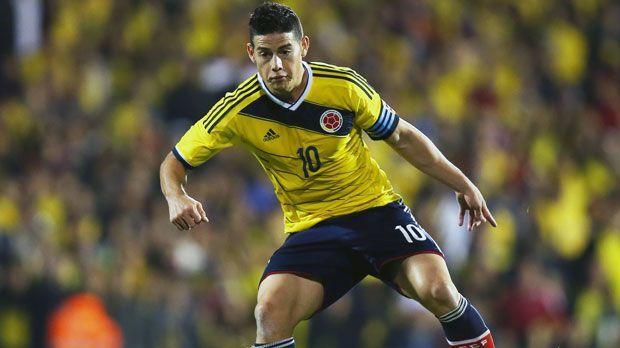 Kolumbien - Bildquelle: 2014 Getty Images