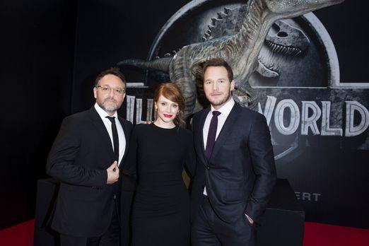 Jurassic-World-Premiere-15-05-29-4-Universal-Pictures - Bildquelle: Universal...