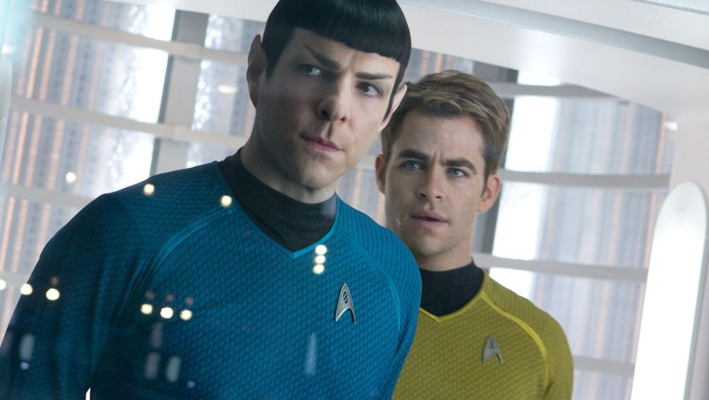 Star Trek: Into Darkness - Bildquelle: Zade Rosenthal 2013 Paramount Pictures.  All Rights Reserved.