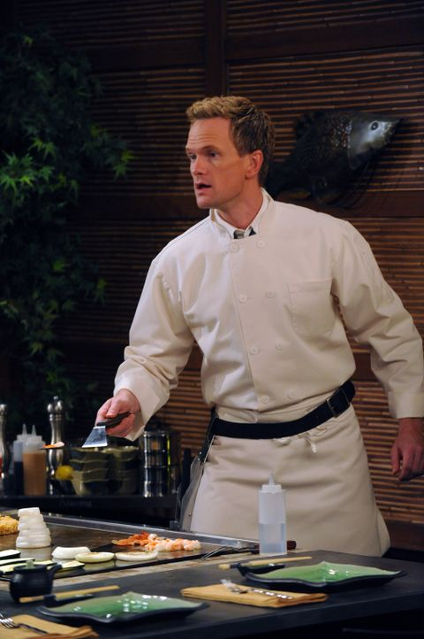 Geht mit Marshall und Lily eine riskante Wette ein: Barney (Neil Patrick Harris) ... - Bildquelle: 20th Century Fox International Television