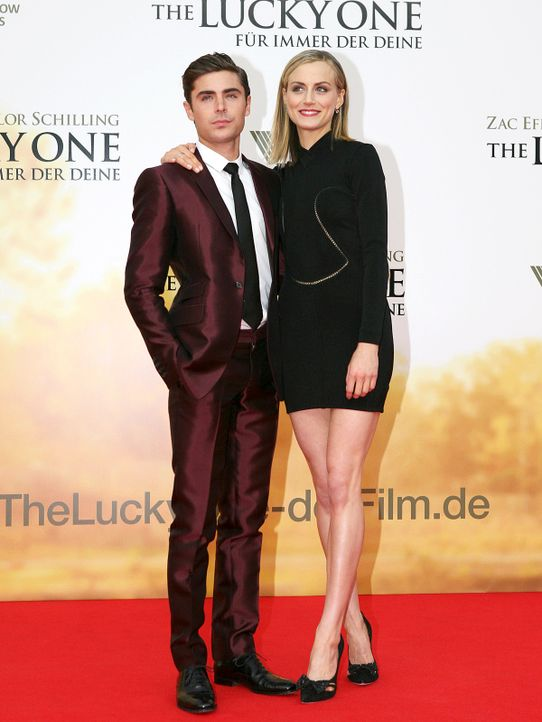 the-lucky-one-premiere-berlin-12-04-25-09-2011-Warner-Bros-Ent - Bildquelle: 2011 Warner Bros. Ent.