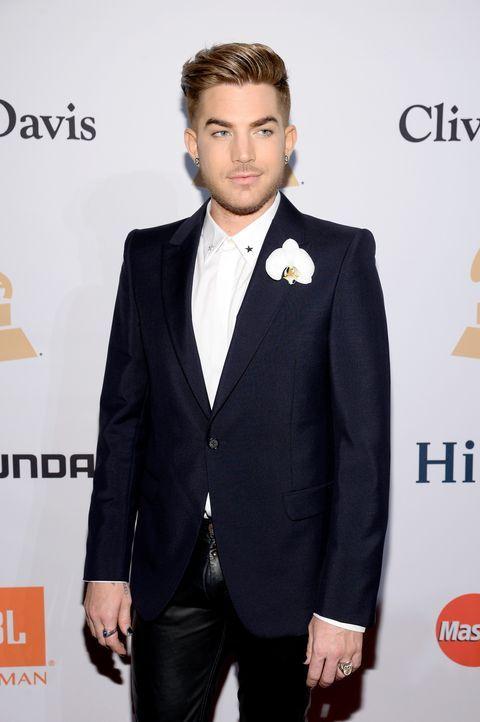 Adam Lambert - Bildquelle: AFP