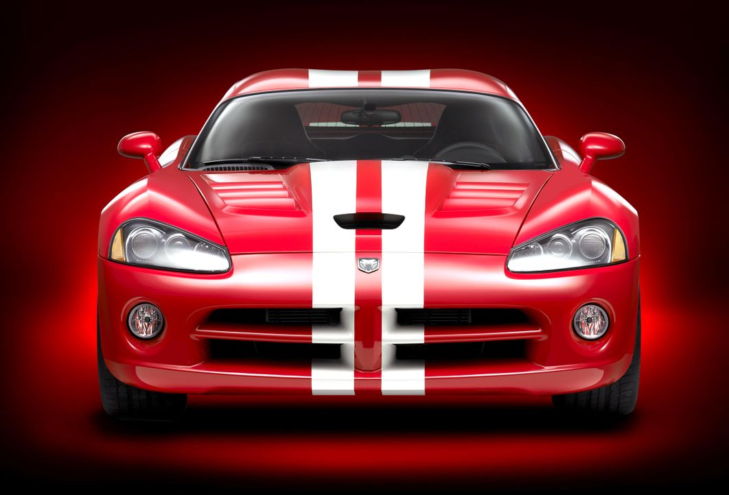 Dodge Viper SRT-10 - Bildquelle: usage Germany only, Verwendung nur in Deutschland