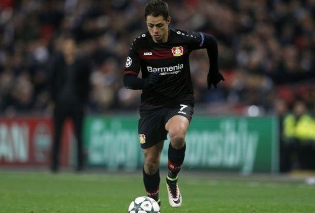 Top-Kandidat für das 50.000 Bundesliga-Tor: Chicharito