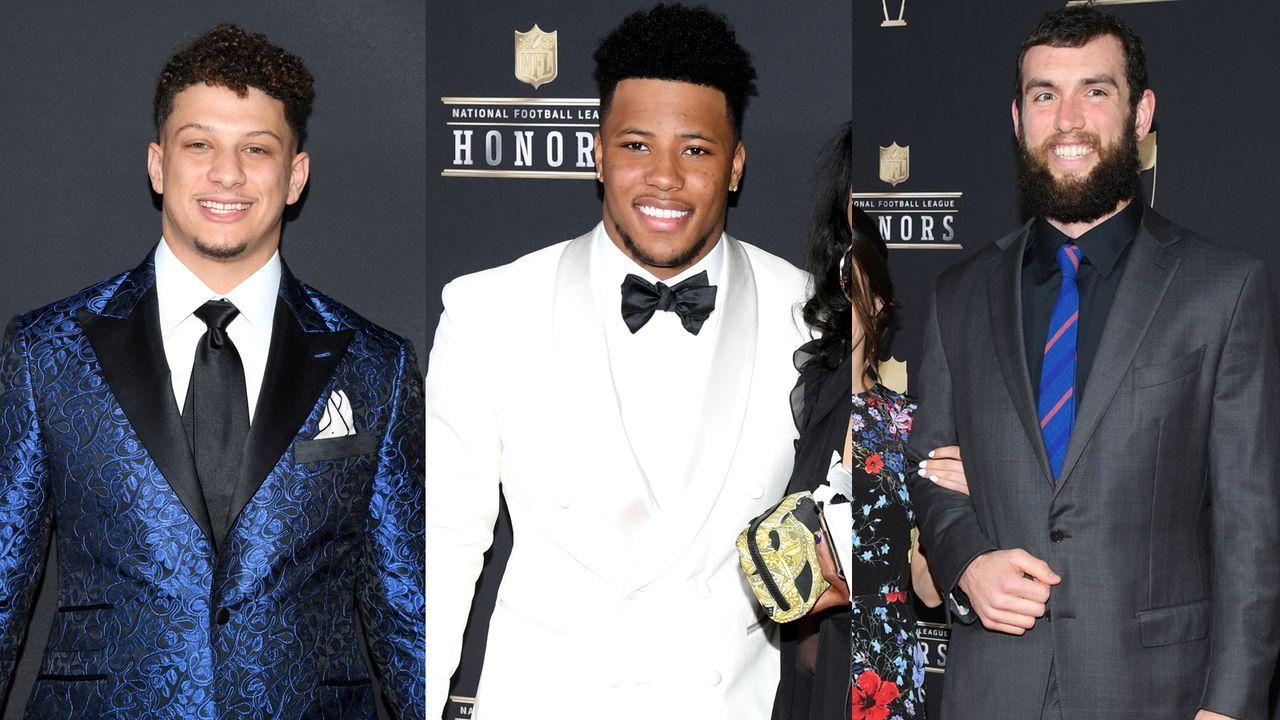 NFL Honors 2019 - das sind die Gewinner - Bildquelle: Getty Images