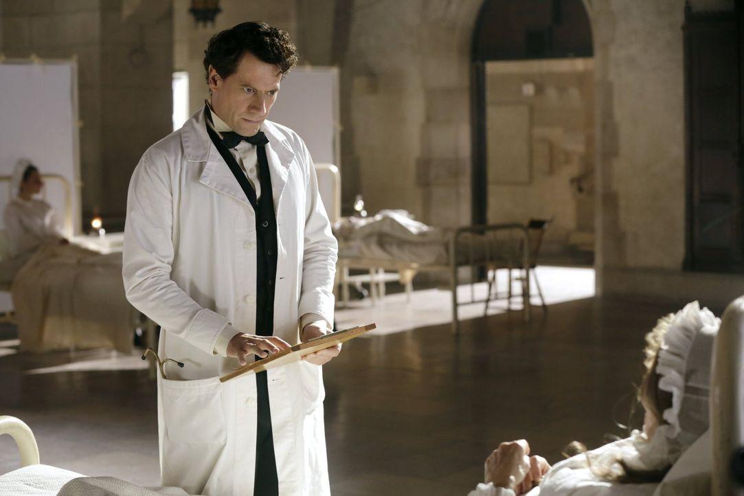 Kann nicht glauben, was seine erste Frau Nora vorhat: Henry (Ioan Gruffudd) ... - Bildquelle: Warner Bros. Television