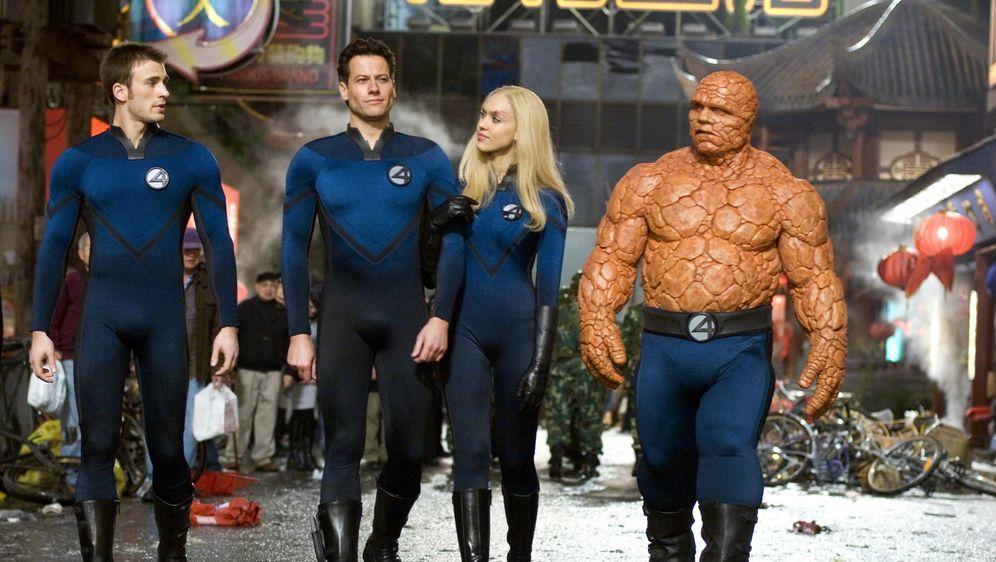 Fantastic Four - Rise of the Silver Surfer - Bildquelle: Twentieth Century Fox