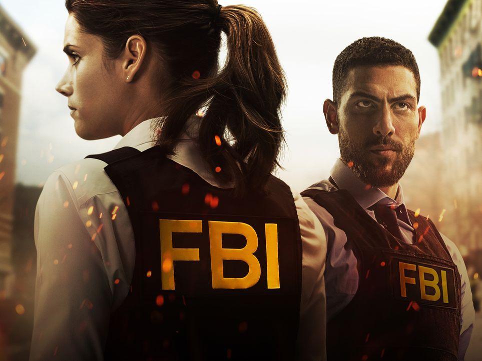 (1. Staffel) - FBI - Artwork - Bildquelle: 2018 CBS Broadcasting, Inc. All Rights Reserved