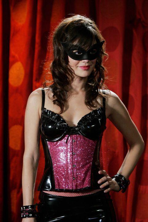 Was macht Summer (Rachel Bilson) nur in solch einem Outfit? - Bildquelle: Warner Bros. Television