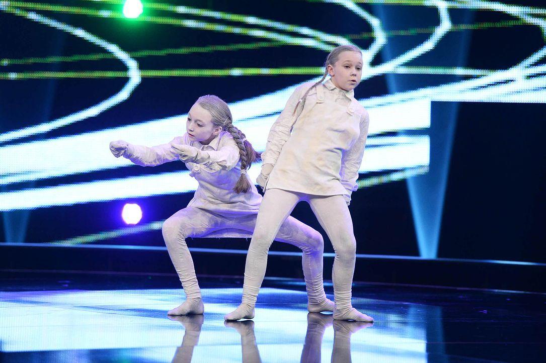 Got-To-Dance-Zoe-Desteney-05-SAT1-ProSieben-Willi-Weber - Bildquelle: SAT.1/ProSieben/Willi Weber