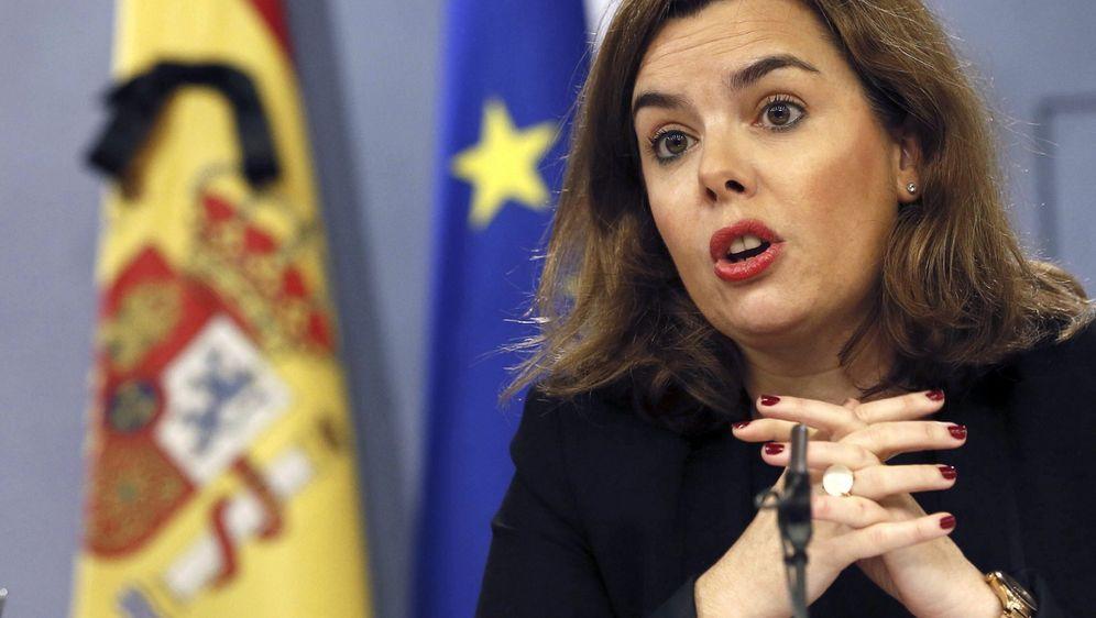 Spanien erfüllt Defizitvorgabe der EU - Bildquelle: dpa