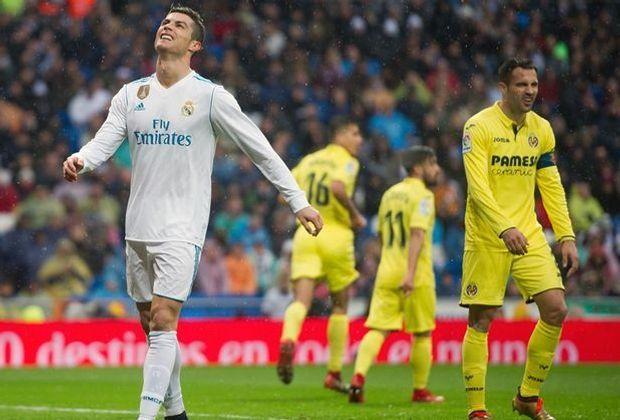 Real muss 0:1-Niederlage gegen Villarreal einstecken