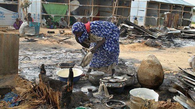 Hungersnot in Nigeria: Die Hilfsgelder fehelen