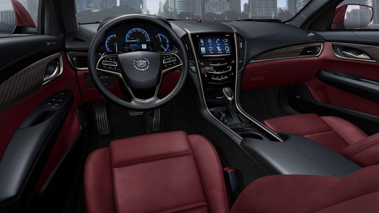 Cadillac ATS - Bildquelle: Cadillac