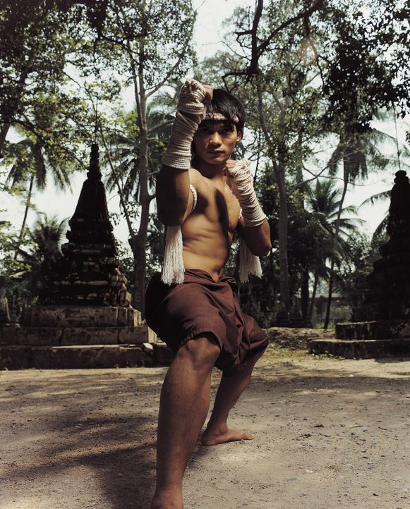 Ein Kampf auf Leben und Tod entbrennt zwischen Ting (Tony Jaa) und den Schergen des Unterweltbosses ... - Bildquelle: e-m-s new media AG