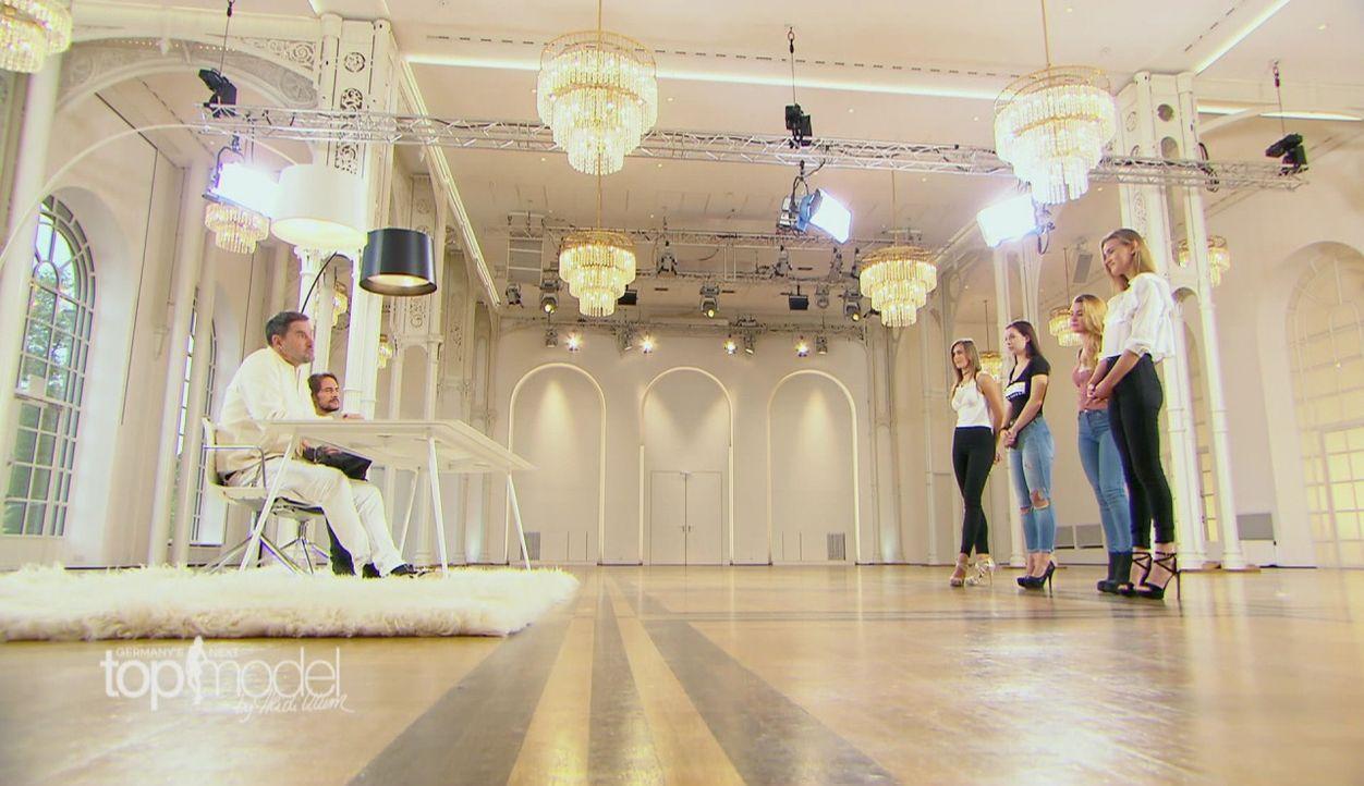 GNTM-S12-Sendung01-Casting-Koeln40 - Bildquelle: ProSieben