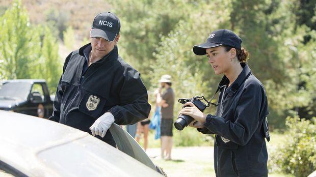 Ein neuer Fall beschäftigt Ziva (Cote de Pablo, r.) und Tony (Michael Weather...