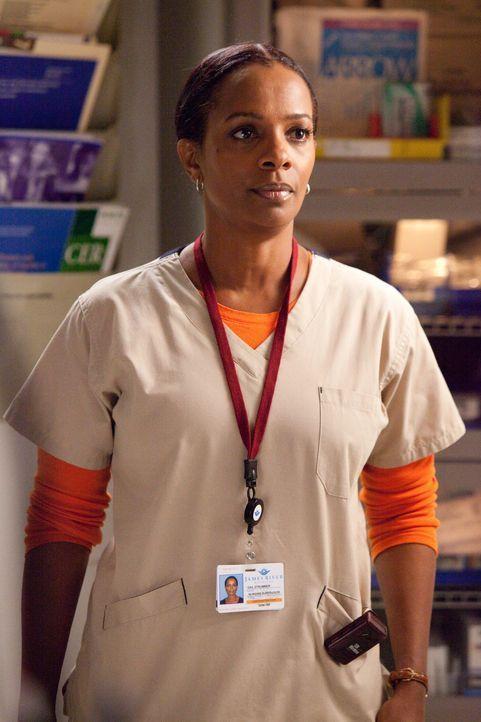 Ärztin Gail (Vanessa Bell Calloway) lässt sich nicht auf Oberschwester Christinas Vorschläge ein... - Bildquelle: Sony 2009 CPT Holdings, Inc. All Rights Reserved