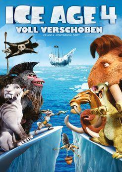 Ice Age 4 - Voll verschoben - ICE AGE 4 - VOLL VERSCHOBEN - Plakatmotiv - Bil...