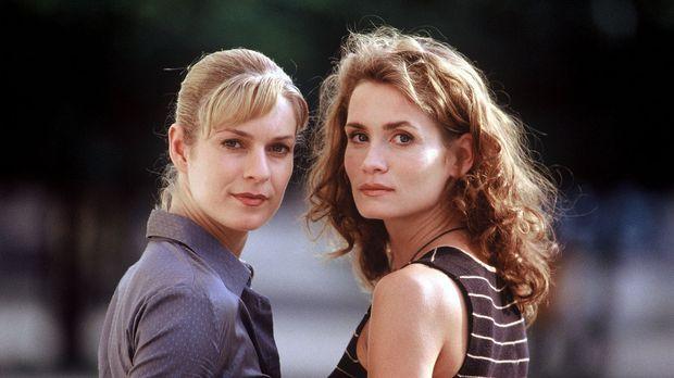 Susanna Beckert (Lisa Martinek, l.) und Gerit Raische (Anja Kling, r.) haben...