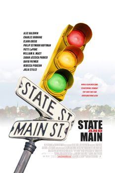 "State and Main - ""STATE AND MAIN"" - Plakatmotiv - Bildquelle: Warne..."