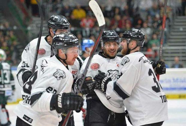 Nächster Erfolg für die Nürnberg Ice Tigers