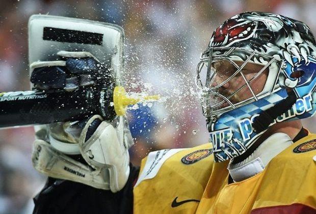 Timo Pielmeier ist trotz der Absage der NHL optimistisch