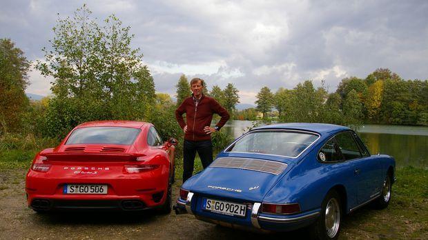 50 Jahre Porsche 911 - Never Change a winning Team: Walter Röhrl zeigt, was s...